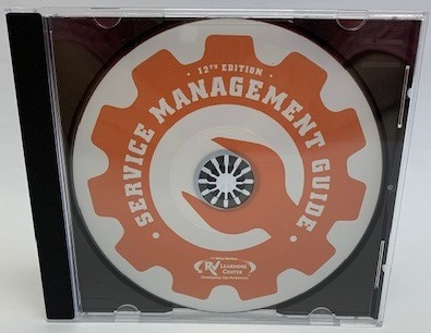 05ME - CD-ROM  Service Mgmt Guide 12th Edition