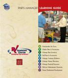 04PA - RV Parts Manager Learning Guide