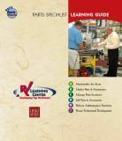 04PM - CD ROM-RV Parts Specialist Learning Guide