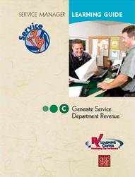 81SE-Generate Service Department Revenue