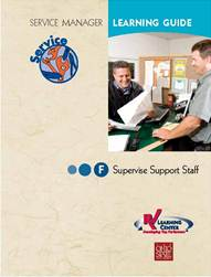 81SH-Supervise Support Staff