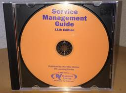 05ME - CD-ROM  Service Mgmt Guide 11th Edition