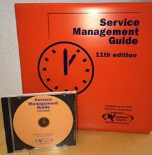 05MF - Service Mgmt Guide 11th Edition Manual + CD