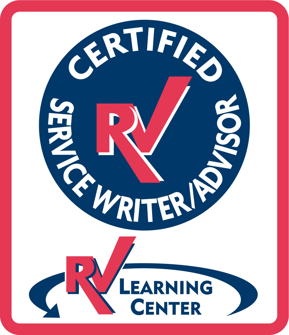 Rv service writer training